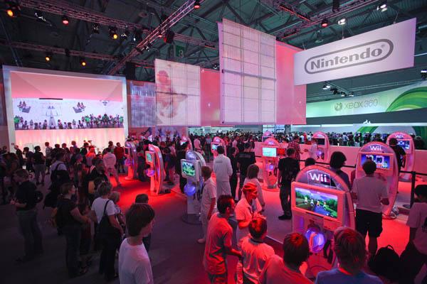 Gamescom 2009 - anyMOTION beim Gamescom Congress - Digitale Experten - Digitalagentur Düsseldorf