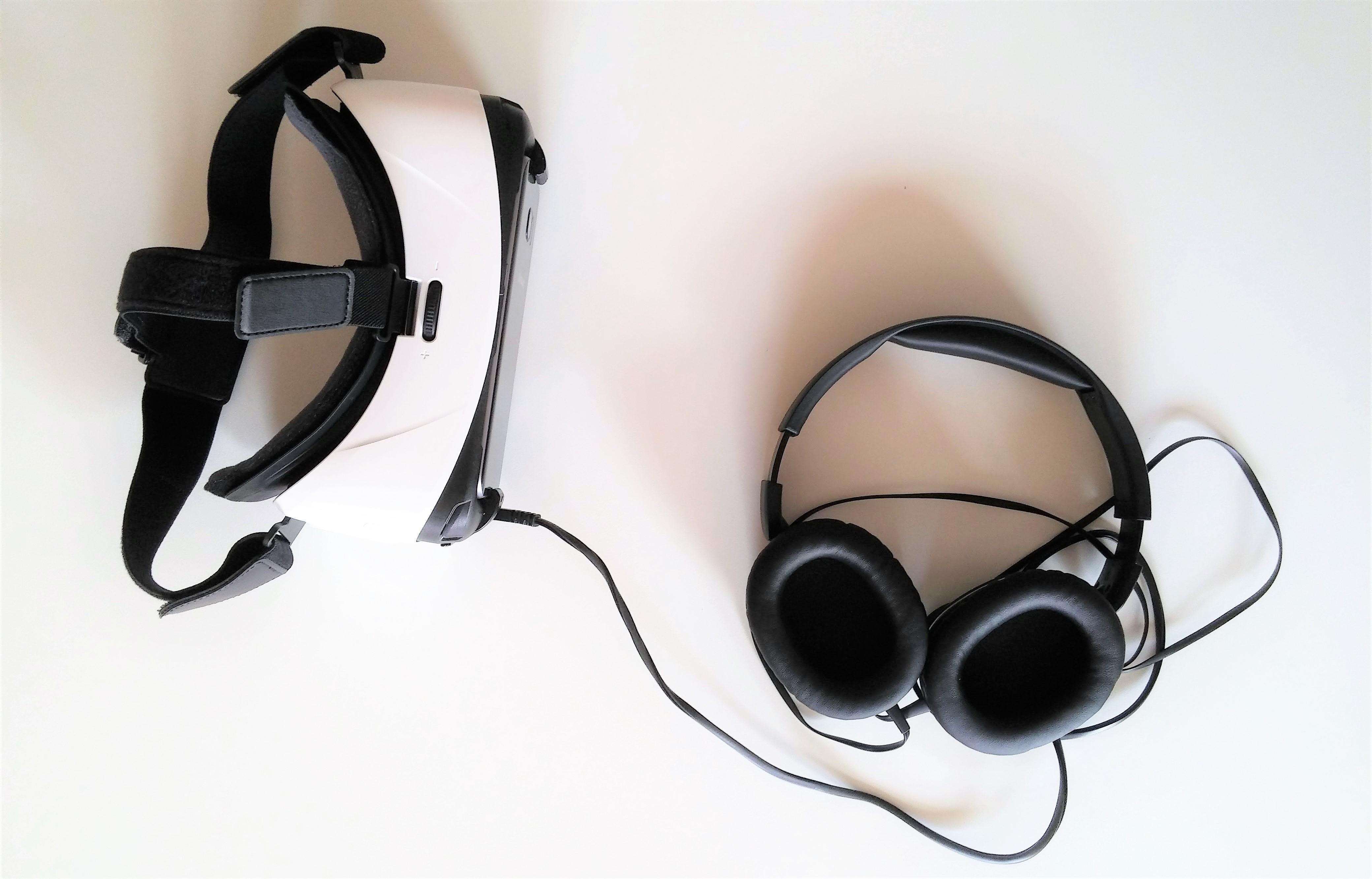 anyACADEMY VR Brillen für den Eintritt in die Virtual Reality