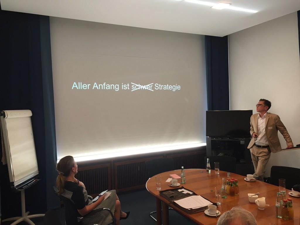 anyMOTION präsentiert digitalen Vertrieb bei Unternehmerschaft Düsseldorf