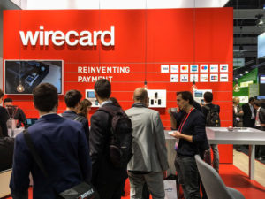 Wirecard Reinventing Payment - VR-Shopping - VR-Payment-Solution Wirecard anyMOTION