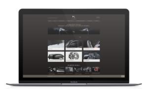 DS Automobile Teile- und Zubehörkatalog, anyMOTION Digital Lead Agentur Düsseldorf und Köln, Edler Look, UX-Design optimiert