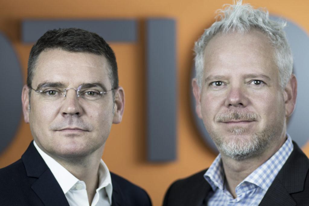 anyMOTION Geschäftsführung Andreas Neumann und Sascha Sell 2015