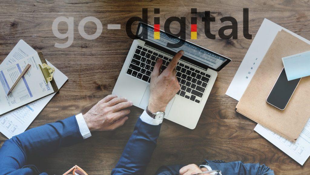 anyMOTION Digitalagentur Düsseldorf - Digitale Expertise - Sparen mit go-digital Düsseldorf Bundesministerium für Wirtschaft und Energie - go-digital - go digital