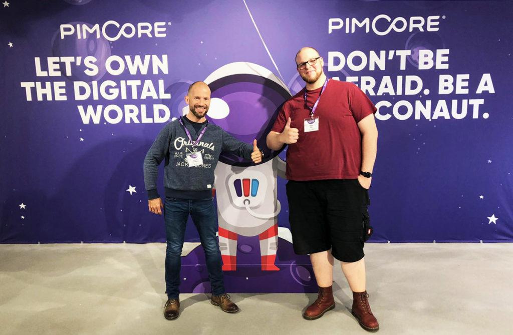 anyMOTION auf der Pimcore Inspire 2019